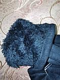 Замш с сенсором с Арктический бархат Angel перчатки мужские только оптом, фото 5