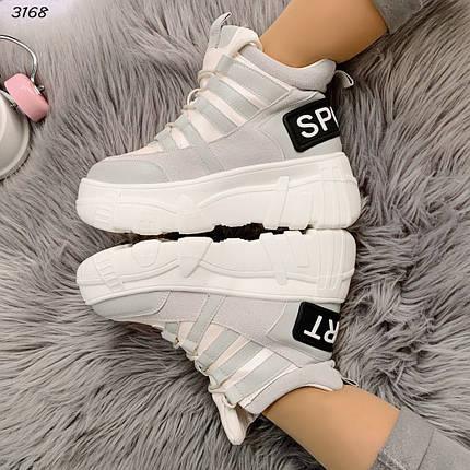 Крутые ботинки женские, фото 2