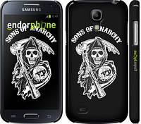 "Чехол на Samsung Galaxy S4 mini Duos GT i9192 Sons of Anarchy v1 ""2510c-63"""