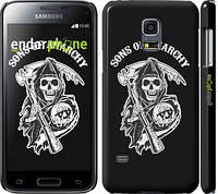 "Чехол на Samsung Galaxy S5 mini G800H Sons of Anarchy v1 ""2510c-44"""