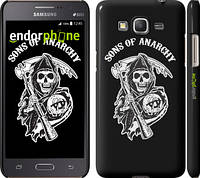 "Чехол на Samsung Galaxy Grand Prime G530H Sons of Anarchy v1 ""2510c-74"""