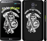"Чехол на LG G2 Sons of Anarchy v1 ""2510c-37"""