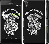 "Чехол на Sony Xperia Z3 D6603 Sons of Anarchy v1 ""2510c-58"""