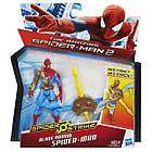Фигурка Марвел Спайдермен Человек паук и его меч стрела (Marvel Amazing Spider-Man 2 Spider Strike Blade Arrow, фото 2