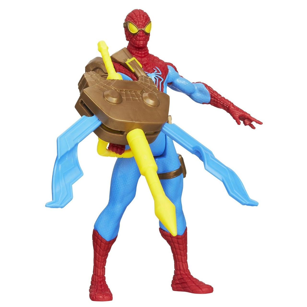 Фигурка Марвел Спайдермен Человек паук и его меч стрела (Marvel Amazing Spider-Man 2 Spider Strike Blade Arrow