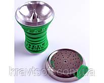 Чаша для кальяна (зеленая) А-29