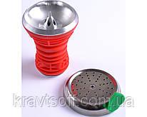 Чаша для кальяна (красная) А-29