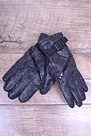 Перчатки мужские черные