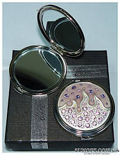 Косметическое зеркальце в подарочной упаковке Франция №6960-M63P-2