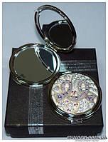 Косметическое зеркальце в подарочной упаковке Франция №6960-M63P-5