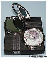 Косметическое зеркальце в подарочной упаковке Франция №6960-M63P-19