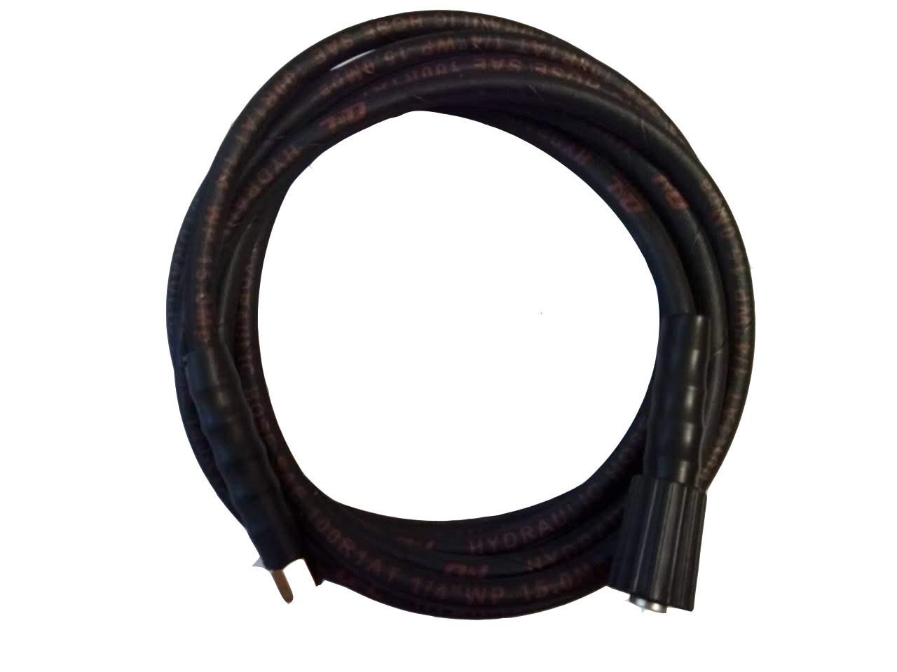 Шланг Iron для мойки высокого давления 12 м (армированный, 14 мм)