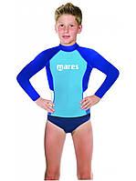 Футболка Mares Rash Guard Boy Junior длинный рукав S