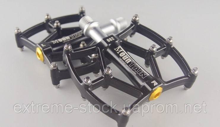Ультралёгкие алюминиевые педали для велосипеда ShanMS PD082