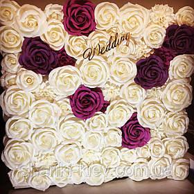 Світна фотозона Троянди Оренда