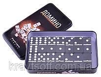 Домино в металлической коробке №5010FH