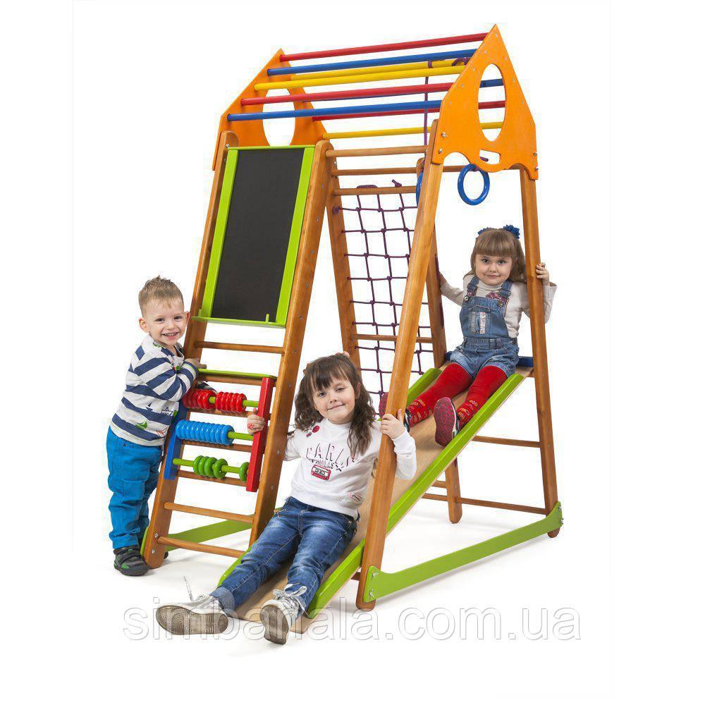 Детский спортивный комплекс BambinoWood Plus  SportBaby