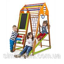 Дитячий спортивний комплекс BambinoWood Plus SportBaby