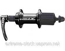 Втулка задняя Shimano Deore LX FH-T670, 36 отверстий, чёрная