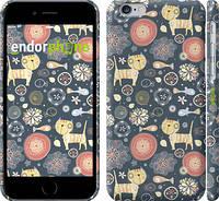 """Чехол на iPhone 6 Котята v4 """"1224c-45"""""""