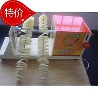 Наложенным платежом. Чипсовый аппарат для изготовления чипсов на палочке из картофеля