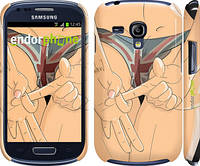 "Чехол на Samsung Galaxy S3 mini Swag 8 ""894c-31"""