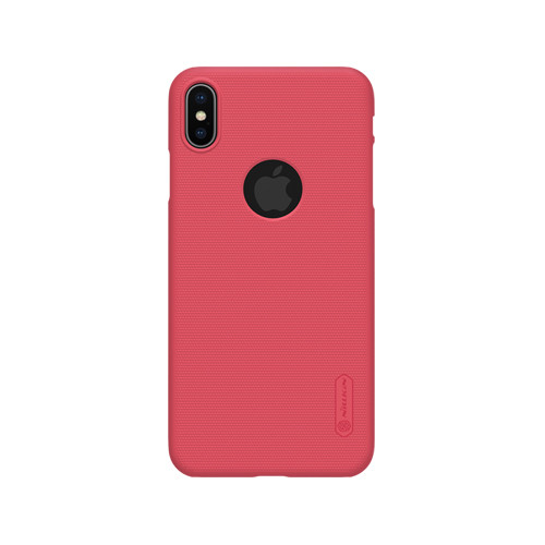 "Чехол Nillkin Matte для Apple iPhone XS Max (6.5"") Красный"