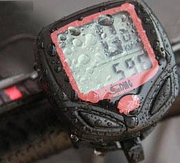 Велокомп'ютер SB-318