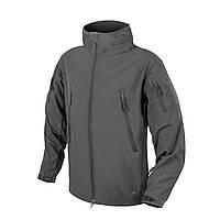 Куртка Windblockers Helikon-Tex® Gunfighter - Темно-серая, фото 1