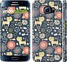 """Чехол на Samsung Galaxy S6 G920 Котята v4 """"1224c-80"""""""