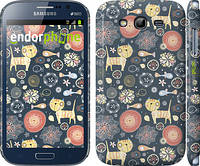 "Чехол на Samsung Galaxy Grand Duos I9082 Котята v4 ""1224c-66"""