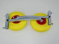 Транцевые колеса КТ500 Штифт-Пено (для лодок с нднд)