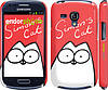 "Чехол на Samsung Galaxy S3 mini Кот Саймона ""898c-31"""
