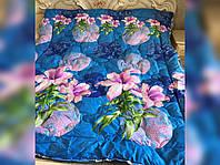 Одеяло эко шерсть двуспальный размер 175х210