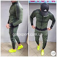 Мужской спортивный костюм Adidas Intransigence Haki