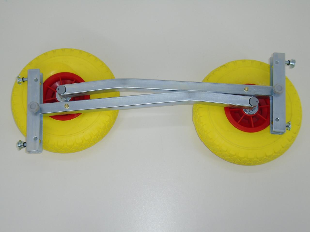 Транцевые колеса КТ500 AVT-Poly