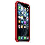 Armor Standart Silicone Case чехол для iPhone 11 Pro Max - Red, фото 3
