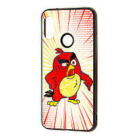 "Чехол для Xiaomi Redmi 6 Pro / Mi A2 Lite Prism ""Angry Birds"" Red"