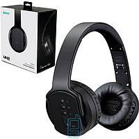 Bluetooth наушники с микрофоном MH2 + колонка 2в1 черные в Одессе