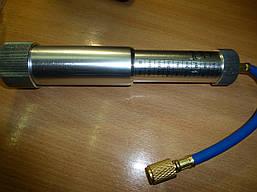 Калибрируемый инжектор для масла и присадок 60 ml RK 1155 ( кран +муфта )