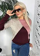 Красивый женский свитер 5818