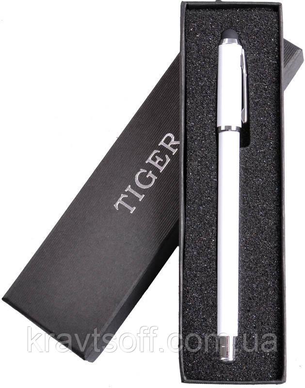 Подарочная ручка Tiger №8005 (белая)