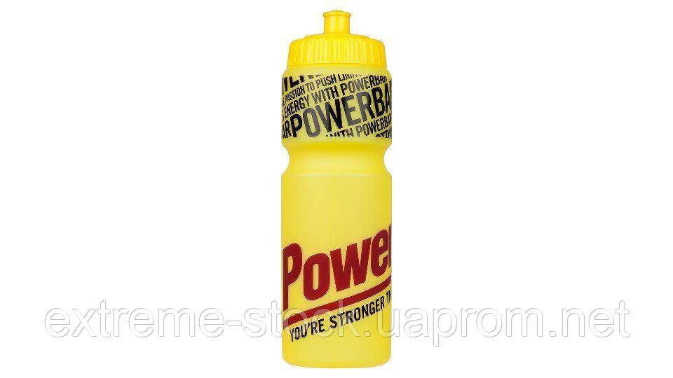 Фляга PowerBar, 750 мл, жёлтая, BPA free