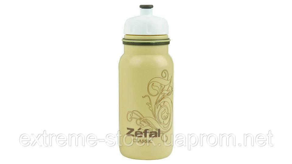 Фляга Zefal Sense R60, 600 ml, бежевая