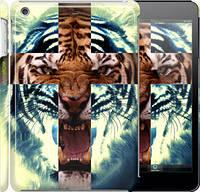 "Чехол на iPad mini Злой тигр ""866c-27"""