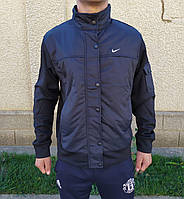 Мужская кофта на молнии Nike