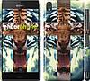 "Чехол на Sony Xperia Z3 dual D6633 Злой тигр ""866c-59"""