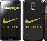 "Чехол на Samsung Galaxy S5 Duos SM G900FD Nike 3 ""448c-62"""