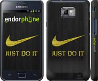 "Чехол на Samsung Galaxy S2 i9100 Nike 3 ""448c-14"""