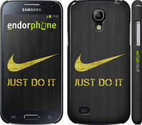 "Чехол на Samsung Galaxy S4 mini Nike 3 ""448c-32"""